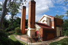 Walter Burley Griffin Incinerator - Ipswich, Qld Art And Architecture, Architecture Details, Ipswich Qld, Restoration, Survival, Australia, House Design, Building, Architects