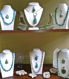 Dozens of Turquoise Collection pieces come in every shape, color and size!
