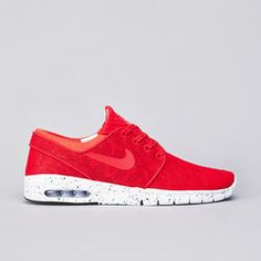 Nike SB Stefan Janoski Max Light Crimson