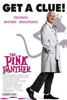 A detective must solve the murder of a famous soccer coach and find out who stole the infamous Pink Panther diamond.