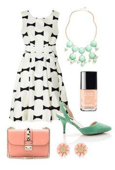 outfit romántico