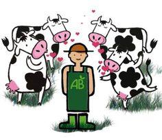Le saviez-vous? Depuis leur création en 2006, Les 2 Vaches soutiennent l'agriculture bio. @verygoodmoment @les2vaches