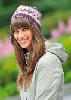 Perulue Winter Hats, Knitting, Pattern, Fashion, Moda, Tricot, Cast On Knitting, Patterns, Fasion