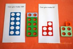 Share:Numicon is a very powerful way to teach about addition. We're still developing our understanding of 'count count count', this… more →