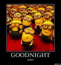 Minions despicable me, love these little guys!!
