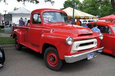 1956 International Harvester 3/4 Ton Pick-Up - Greg Gjerdingen