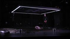 """stage design for """"der boxer"""" by julie weideli Der Boxer, Stage Design, Lighting, Set Design, Lights, Lightning, Design Set, Scenic Design"""