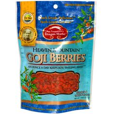 It's like candy, but it's healthy candy. Probably the planet's most healthiest candy! These Goji Berries are one of the best quality and most delicious goji berries on the market.