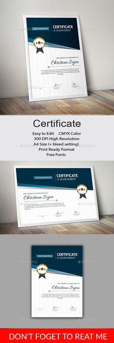 Certificate Of Appreciation, Certificate Of Achievement, Award Certificates, Certificate Design, Certificate Templates, Stationery Templates, Stationery Design, Stencil Templates, Print Templates