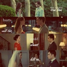 Chuck and Blair, Gossip Girl