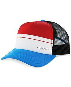 Billabong Method Trucker Hat - Hats, Gloves & Scarves - Men - Macy's