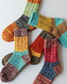 Capital ウールゴッホ gray socks (M's / l ' s)