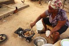 Afbeeldingsresultaat voor afrika koken in hut