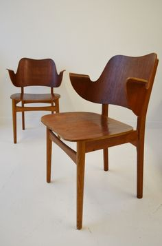 Hans Olsen Danish Teak Chairs. #Danish #midcentury #chairs | Mid Century  Furniture | Pinterest | Teak, Mid Century And Mid Century Chair