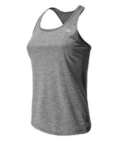 Love this Magnet Novelty Racerback Tank by New Balance on #zulily! #zulilyfinds