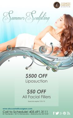 Enjoy our July specials!