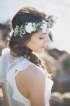 Les robes de mariée de Marynea | Photographe : Doctib Photo | Donne-moi ta main - Blog mariage