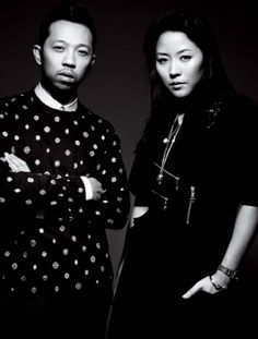 Humberto Leon and Carol Lim, Kenzo and Opening Ceremony