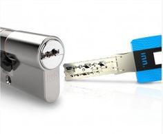 La llave inteligente que avisa cuando alguien intenta duplicarla