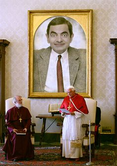 Funny photo effects Make effect with Papa Rome - PhotoFaceFun