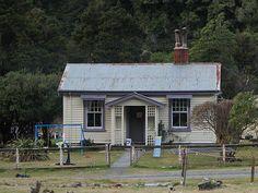 Railway House at Otira 2