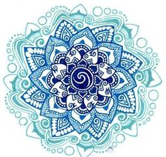 lotus tattoo? love the design. could possible do the color in a tattoo as well?…