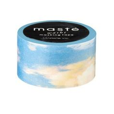 Discover the latest masté washi tapes at Fox and Star UK. From florals and patterns to rainbow colours, shop masté masking tape washi tapes from Japan. Mt Tape, Masking Tape, Washi Tapes, Vanilla Sky, Duck Tape Crafts, Kawaii Gifts, Stationery Pens, Decorative Tape, All Things Cute