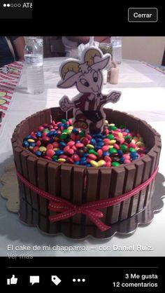 Kit Kat cake club chivas