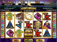 Playing a progressive jackpot slots can be like trying to catch a slippery eel with your bare hands because it can amount to nothing. Then again there's al