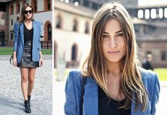 THE FASHION PACK: GIORGIA TORDINI | My Daily Style en stylelovely.com