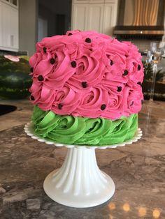 Watermelon cake, Tutti frutti, two-tti frutti, tutti fruity, two-tti fruity
