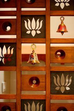 Ideas For Wooden Door Design Kitchens - Holztür Design Pooja Room Door Design, Home Room Design, Living Room Designs, Foyer Design, Sofa Design, Design Design, Living Rooms, House Design, Living Room Partition Design