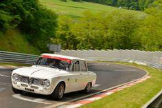 Alfa Romeo at Nurburgring