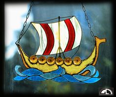 jak jest wiking..to i musi mieć łódz ;))