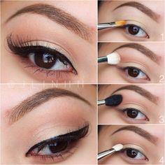 Subtle everyday makeup pictorial