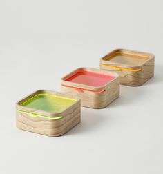 chanto - stackable storage boxes