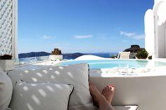 Cliffside Suite - Santorini (Thira), Greece