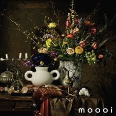 Moooi accessory, art direction by Marcel Wanders, photography by Erwin Olaf, 2008