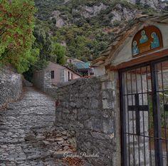 ATHOS MOUNTAIN...MAKEDONIA..GREECE.....