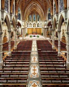 Holy Name Cathedral - downtown Chicago. . . wow!