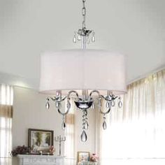 Round Crystal Chandelier, 3 Light Chandelier, Pendant Chandelier, Kitchen Chandelier, Chandelier Shades, Clear Crystal, Chandelier Bedroom, Mirror With Lights, Cool Lighting