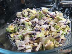 Könnyű saláta a borús estékre | TopReceptek.hu Strudel, Potato Salad, Kefir, Food And Drink, Potatoes, Ethnic Recipes, Fitness, Mascarpone Creme, Foods