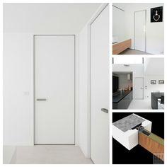 Invisible doorframe (IBO) - No more clunky frames!