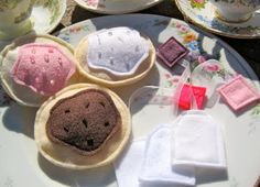 Really want to start making felt food for the girls