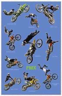 Bike Tricks Names Freestyle Motocross TRICKS