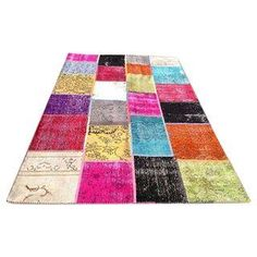 Multicolor Turkish Patchwork Rug - x Fantasy Rooms, Patchwork Rugs, Living Spaces, Design, Home Decor, Decoration Home, Room Decor, Interior Decorating