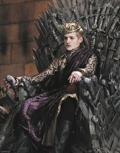 Joffrey Baratheon (although in reality a Lannister)