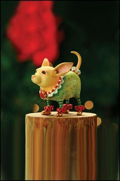 Krinkles by Patience Brewster - Chihuahua Ornament