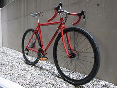 SURLY Straggler Red 2 | 1jyo Ultimate Factory | Flickr Surly Straggler, Commuter Bike, Touring Bike, Bmx, Transportation, Cycling, Swag, Bicycle, Adventure