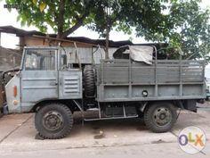 4x4 military truck